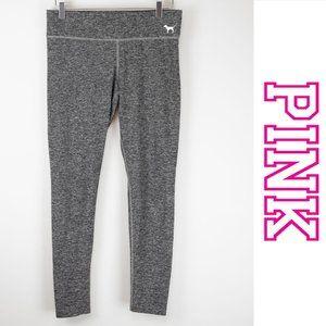 Victoria's Secret Pink Yoga Leggings Grey Medium